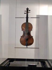 """Знаменитая скрипка Никколо Паганини """"Канон"""""""